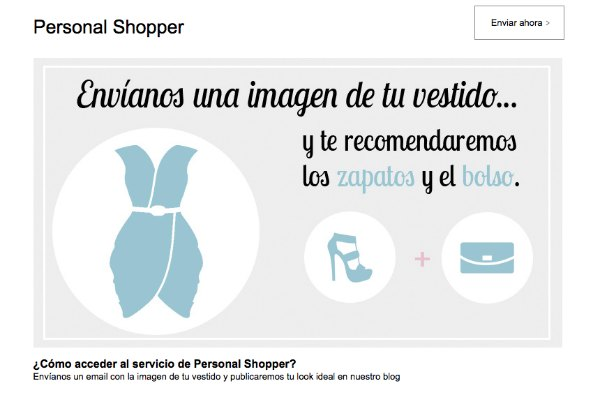 personal shopper Alicante Denovas
