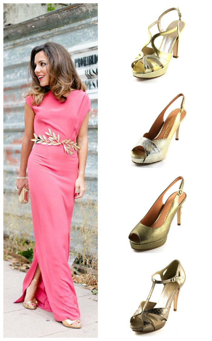 Sandalias de colores ¡Tendencias Fiesta 2016! | Blog Denovas