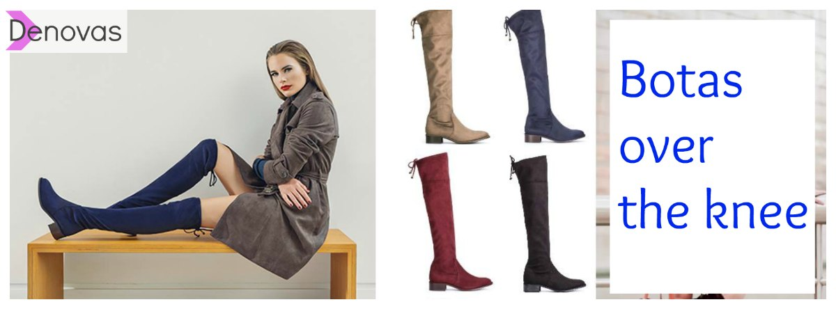 botas mosqueteras, over the knee