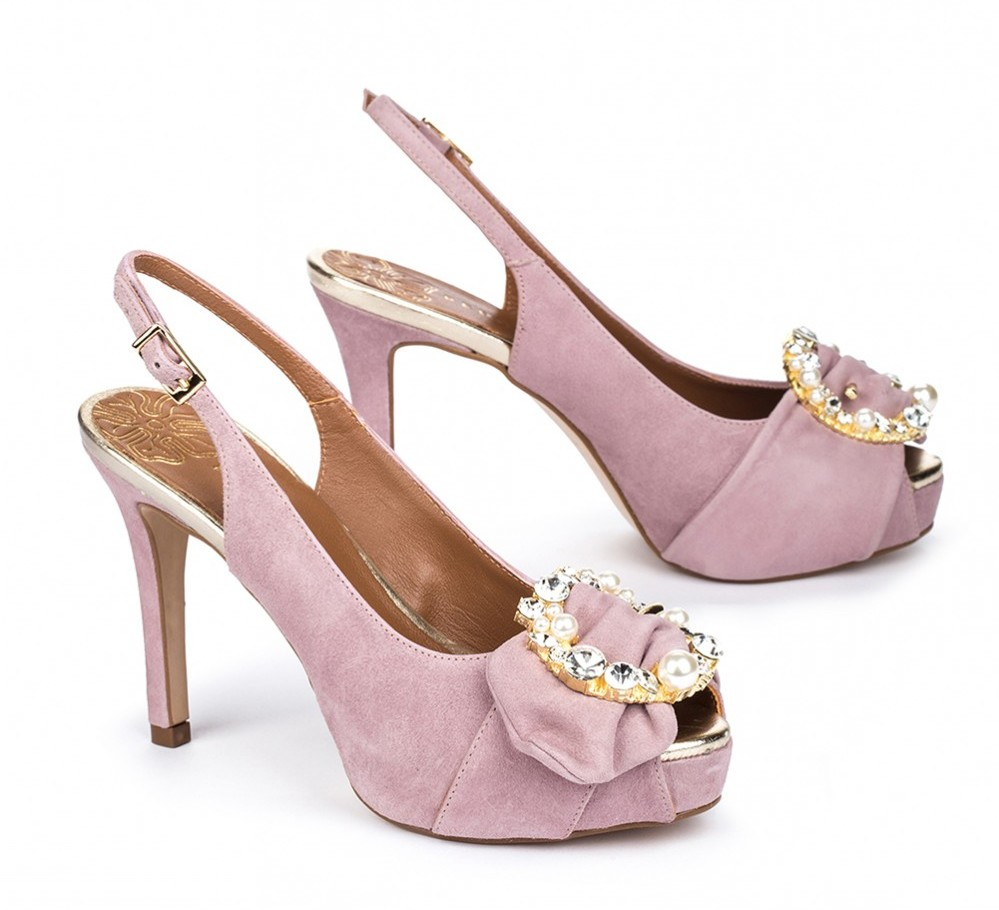 Zapatos rosas formales s.Oliver para mujer 9quqHTooNe